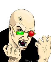 Spider Jerusalem by Deviator77