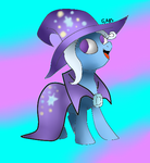 Trixie MLP by Mami04