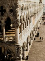 Columns of St. Marks by ErinM2000