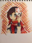 RWBY Volume 4 - Ruby Halloween HYPE by lollypop071