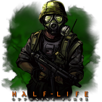 Half Life Opposing Force by Alchemist10