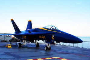 McDonnell Douglas F/A-18 Hornet by Riphath