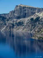 Llao Rock, Crater Lake by AFL