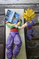 Wake Up Mr. Piccolo! by here-and-faraway