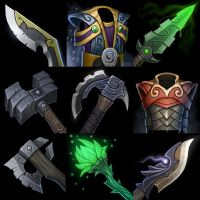 Warcraft 3 Icons Part 4 by NFWar
