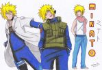 Minato wall (Color) by KasumiKetchum