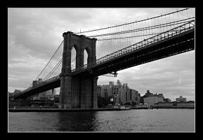Brooklyn Bridge by zeyus