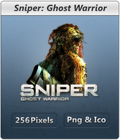 Sniper Ghost Warrior - Icon by Crussong