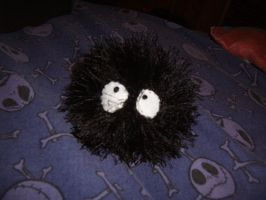 Soot Sprite by KnotInTheCoffin