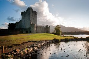 Killarney Castle by valentina85
