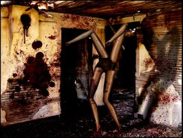 Silent Hill 2- Mannequin by Autopsyrotica-Art