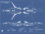 YF-19 Blueprint by KoNE