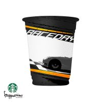 Starbucks Raceday Pitstop by FordGT