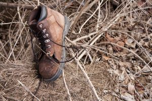 Lost Boot by jaxon-riddle