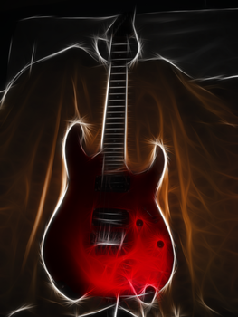 My Guitar by jhguitarfreak