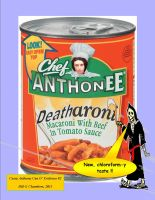 Casey Anthony Deatharoni by VicDillinger