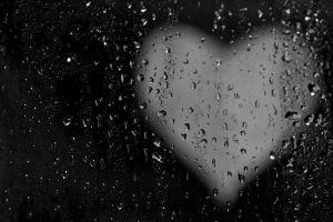 rainy heart by HibertFreeman