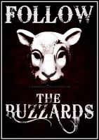 Follow the Buzzards poster by WKneeshaw