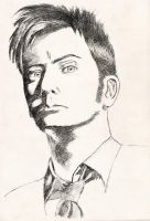 10th Doctor by hellorickman