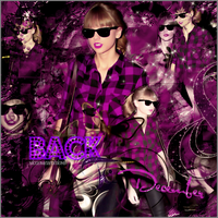 Blend Taylor Swift #2 by VicGomezEditions