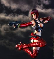Red Assassin by AOGRAI