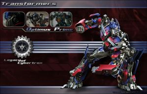TFTM 07 Optimus Prime by Legacy-Of-Cybertron