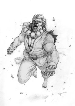 Gouki by Pyroow
