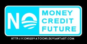 No: Money Credit Future by RedTusker