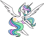 Celestia by Noxulous