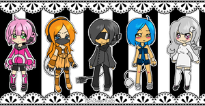 iPod adopts (CLOSED) by TechSupportGirls