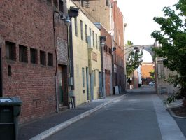 Alley 2 by SusieStock