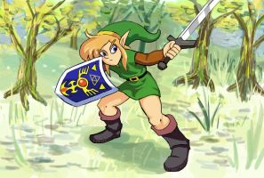 A Link to the past by Chevic