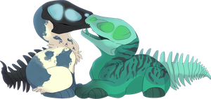 Skull Buds -CM- by MBPanther