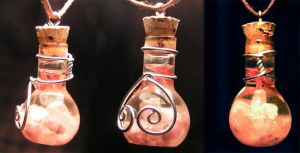 Magic Vial - Healing Heart again by Izile