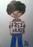Free Hugs by TheRealTDAGeena