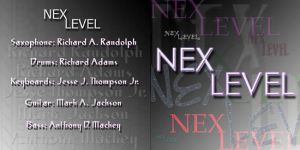 Nex Level Cd Cover Design by dragonhuntr