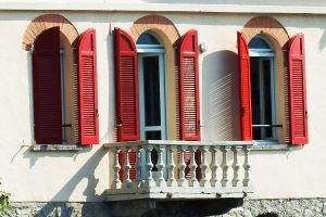 Shutters 1 - Lake Como by wildplaces