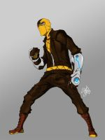 Shocker - AMAZING Re-designs by theSN3S