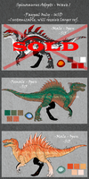 Spino Adopts - Open by GravitatingConundrum