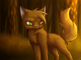 .: Squirrelflight :. by TheDogzLife