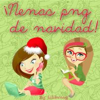 Nenas png e navidad by JuliSwaag