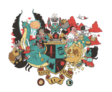 coat of arms by mrdynamite