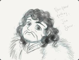 You Know Nothing by TiffanyDulamal