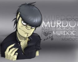 Murdoc, Murdoc by rockysprings