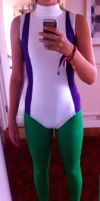 She-Hulk Leotard by cirrus-cosplay