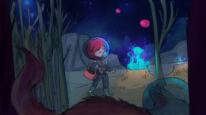 Little Red by marigusmao