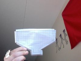 pocket pattern part 1 on graph paper by Kpopgirl4ever