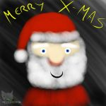Merry Christmas 2013 by Mega-X-stream