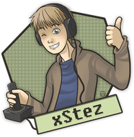 Player xStez by RoseCG