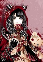 red riding Meto by QuistisNoir